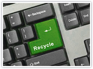 recycle computer & IT equipment